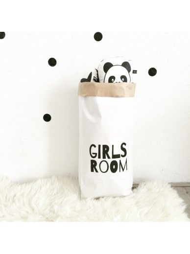 Paperbag Girls Room