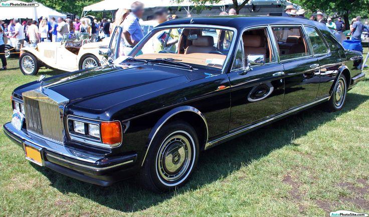 Rolls Royce Silver Spur II MPW Limusina de 1993