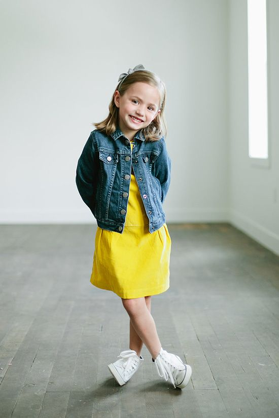 Gap Kids Back to School Looks {For the Girls} | Sweet Little Peanut