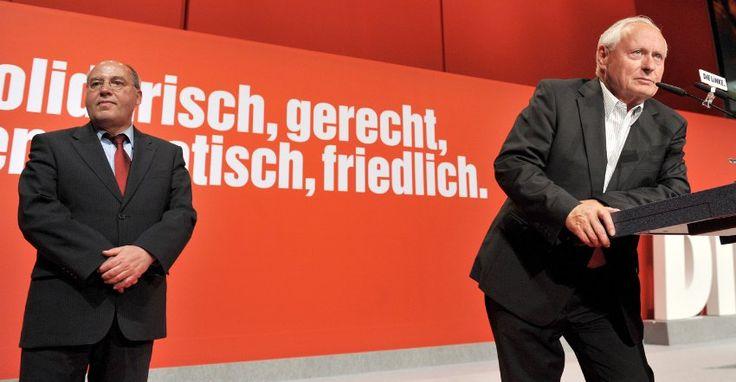 """Gysi gegen Lafontaine: """"Das wäre unser Ende als linke Partei"""" - SPIEGEL ONLINE - Politik"""