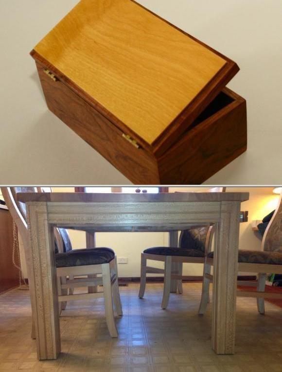 Sensational Dave Cohn Does Professional Cabinet Maker Jobs He Is One Of Download Free Architecture Designs Pendunizatbritishbridgeorg