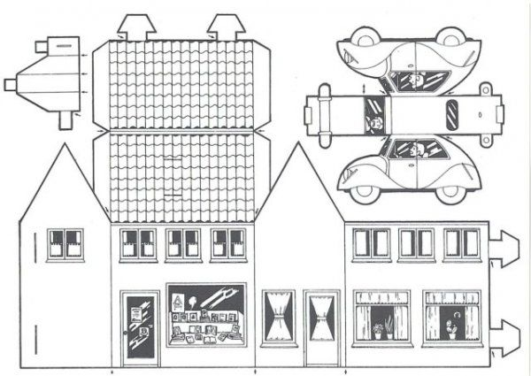 KleuterDigitaal - wb bouwplaat huis 04