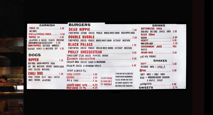 Like burgers? Go here. Have a Dead Hippie Burger - yes, you read that correctly - and thank me later.