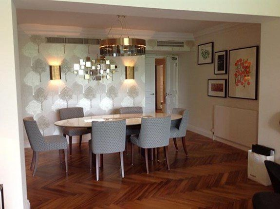 Boen Oak Parquet Flooring London