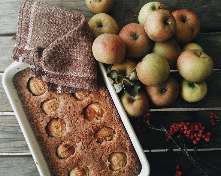 Apple Cinnamon Cake Apfel Zimt Kuchen Alnatura Rezept Apple Cinnamon Cake Cinnamon Cake
