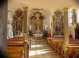 Wallfahrtskirche Heilig Kreuz Schambach 2