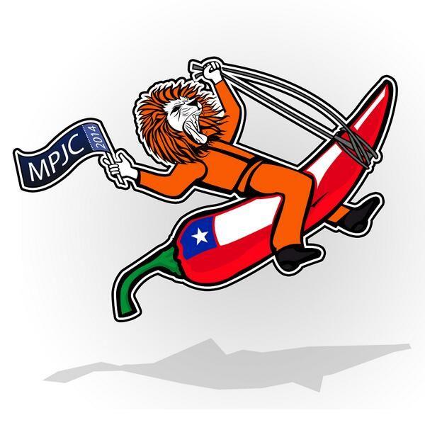 "Twitter - @LikeableDesign: ""MT @MPJC2014 Vanavond: de Chileense uitdaging. We laten ons niet inpeperen! #LikeableDesign #NED #CHI #nedchi #wk2014"" #WorldCup #WorldCup2014 #SaoPaulo #Brasil #Brasil2014 #football #mpjc2014 #SãoPaulo #LikeableLeeuw #graphic #design #GraphicDesign #illustration"