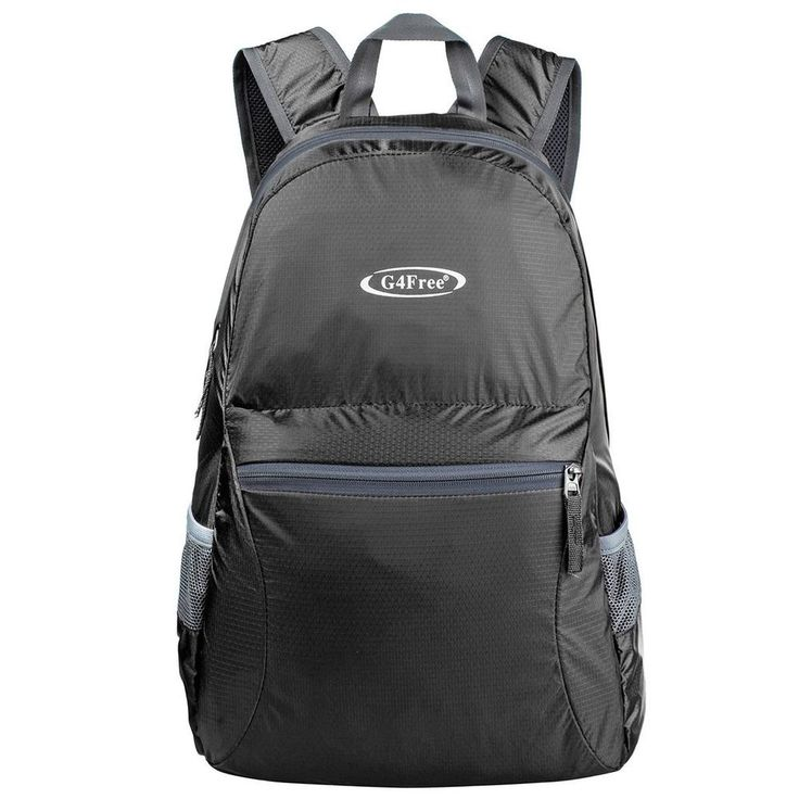 G4Free Ultra Lightweight Packable Backpack Hiking Daypack Handy Foldable ... New #G4Free
