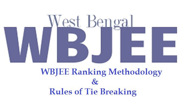 WBJEE Ranking methodology And Rules of Tie Breaking Check Here In WBJEEM-2016 Ranking rules there will be 3 separate merit lists Engineering, Medical, Pharmacy (not applicable to Jadavpur University)