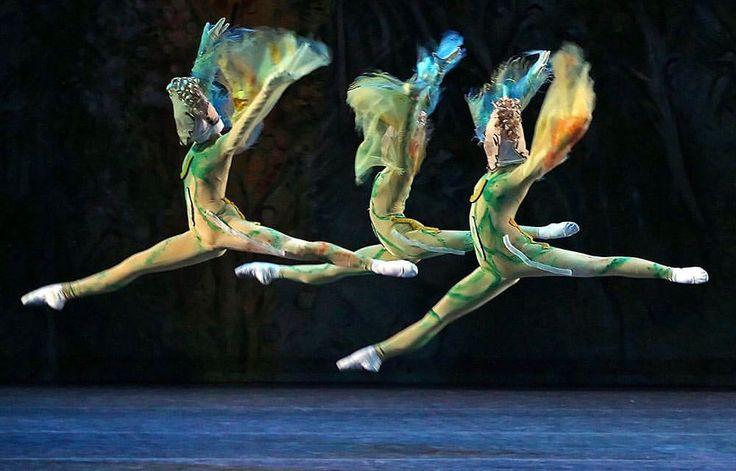 Firebird by George Balanchine