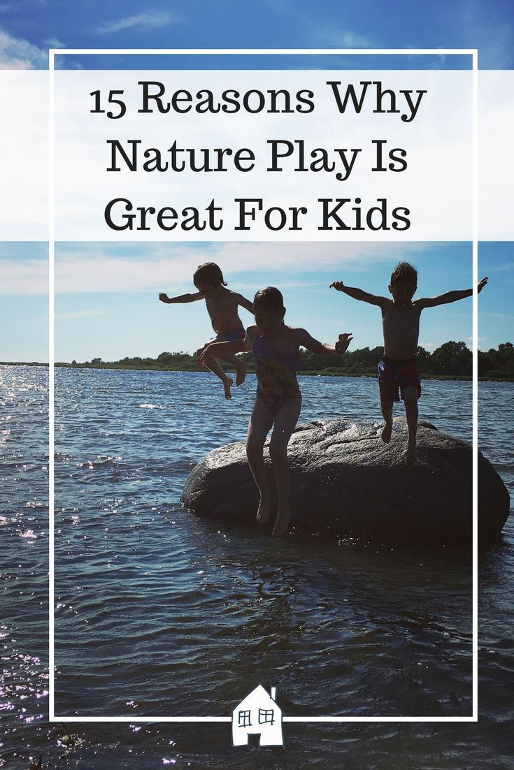 Nature play is the best way of helping our children develop well physically, emotionally, and socially. It's got all bases covered!It is great for kids to get outdoors and explore nature, nature play is good for all the family and this post will give you 15 reasons why