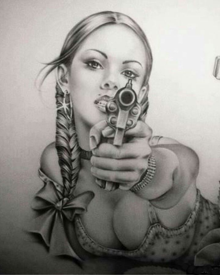 naked-gangster-girl-drawings