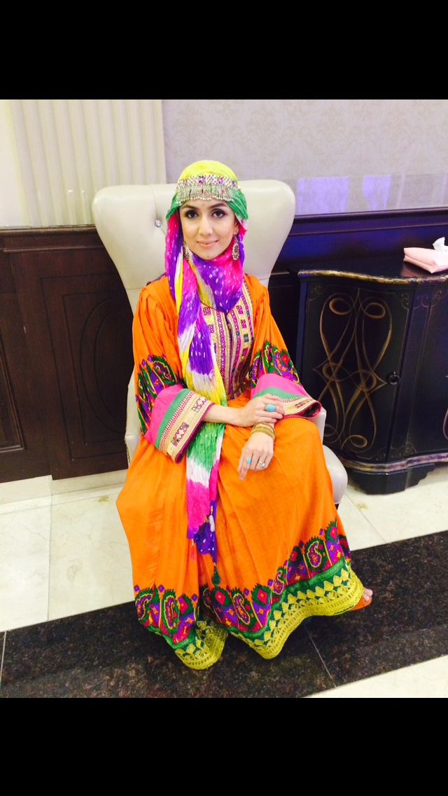 Afghan Traditinal Clothes