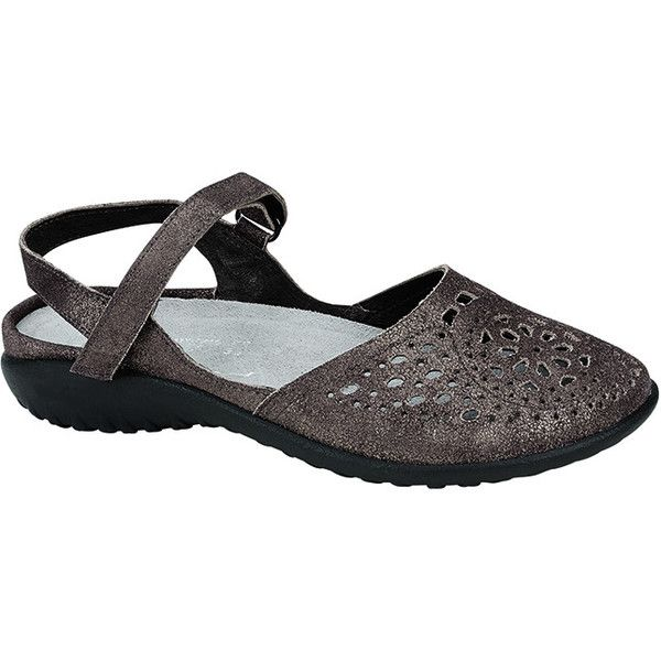 Shoes Closed Toe Sandals Womens Removable Footbed