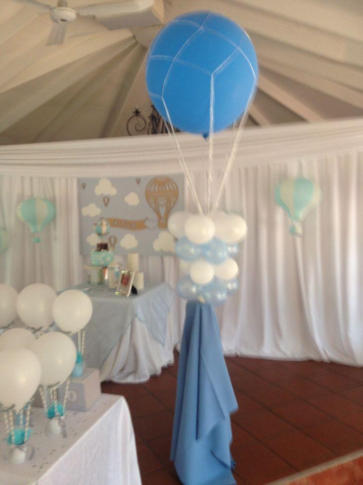 Baby Shower in Blue @ Three Oaks Function Venue www.threeoaks.co.za