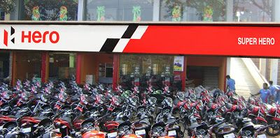 Share and Stock Market Tips: Hero MotoCorp sells 6,23,269 units in July 2017