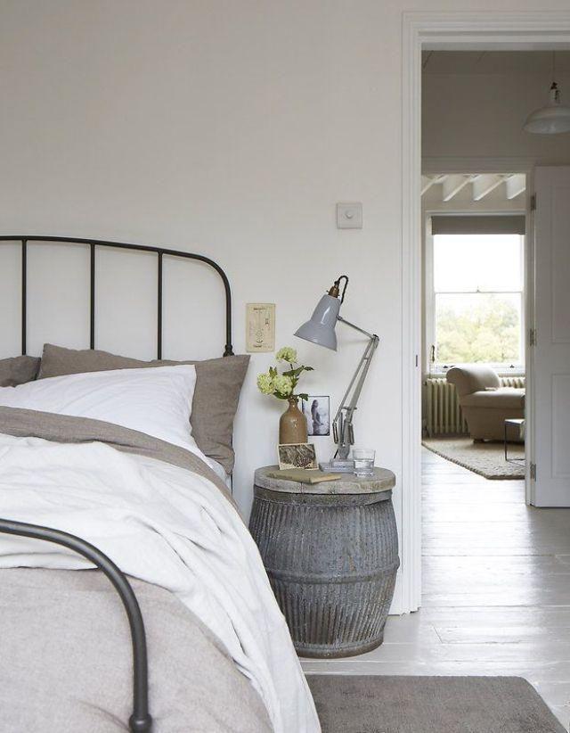 20 formas de decorar un dormitorio en blanco Blog T&D