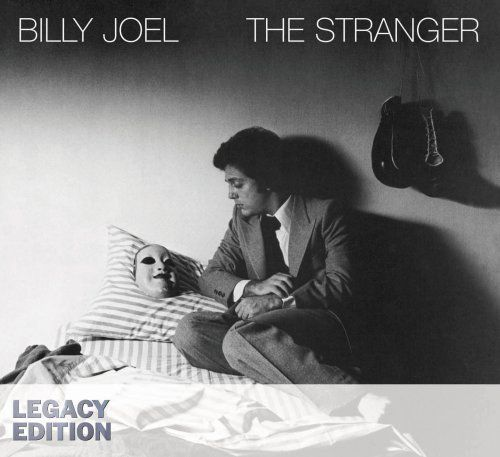 """Billy Joel's The Stranger album has been a longtime favorite - LOVE the title track and """"Only the Good Die Young"""" and, of course, """"Vienna"""""""