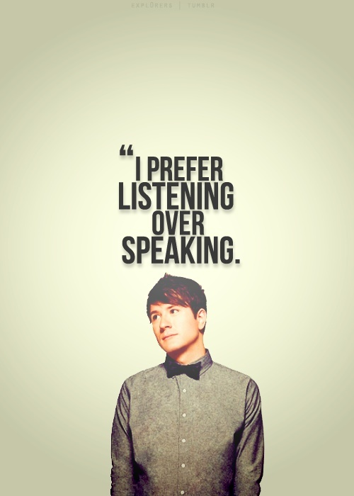 :) I haven't heard a whole lot of music from Adam Young (Owl City), but this is so true for me!