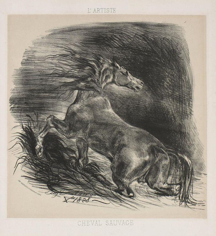 Wild horse thesis