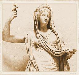 Hera | Olympische godin | Zuster en vrouw van Zeus | Griekse Mythologie