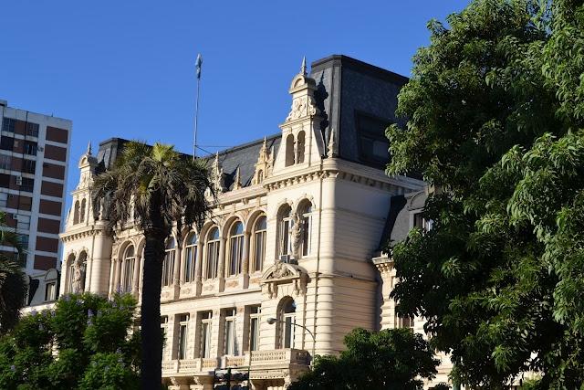 Palacio Pizzurno, Buenos Aires, Argentina