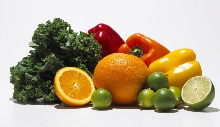 ¿Qué alimentos contienen más vitamina C?