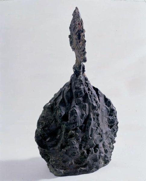 Alberto Giacometti (1901-1966) - Grand Buste (1956)