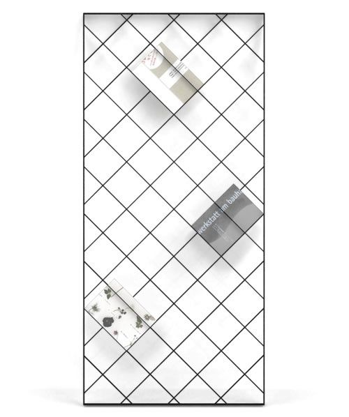 Oki Sato's Black & Black Collection.    Very beautifully minimalist