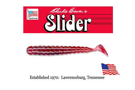 "Slider 3"" Bass Grub 