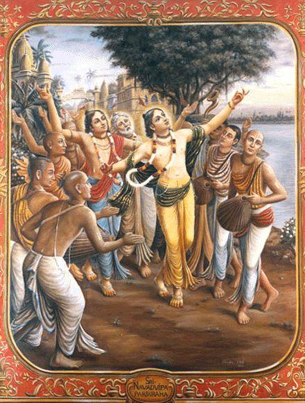 Sri Chaitanya Mahaprabhu - His life and Precepts
