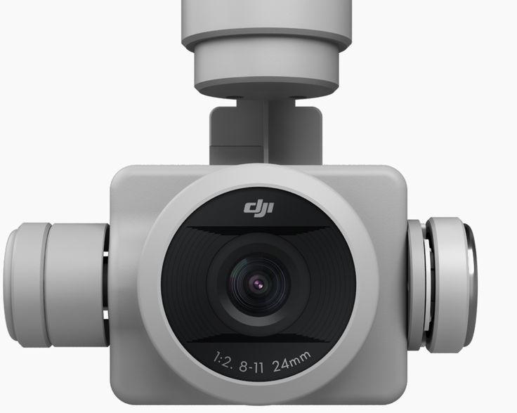 Phantom 4 Pro - Professional aerial filmmaking made easy