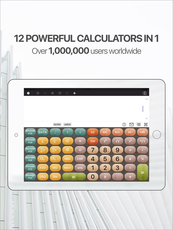 SAVE $2.99: Calculator for ipad & Unit Currency Converter rpn gone Free in the Apple App Store. #iOS #iPhone #iPad  #Mac #Apple