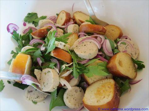 Weißwurstsalat | cahama