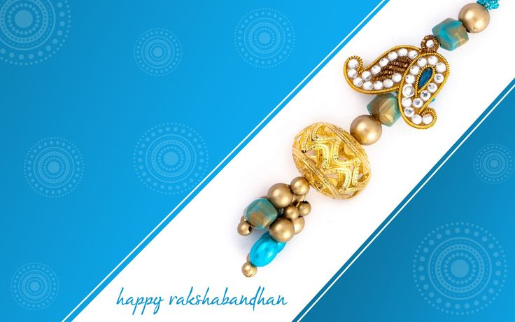 Wishing a very Happy Raksha Bandhan 2016 to everyone. Here is the best collection of Raksha Bandhan Wallpaper, Wallpapers and Images for your needs. Wish a very Happy Rakhi to your Brother and Sister.