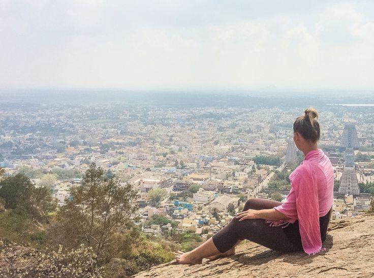 Arunachala, Tiruvanamalei, Southindia