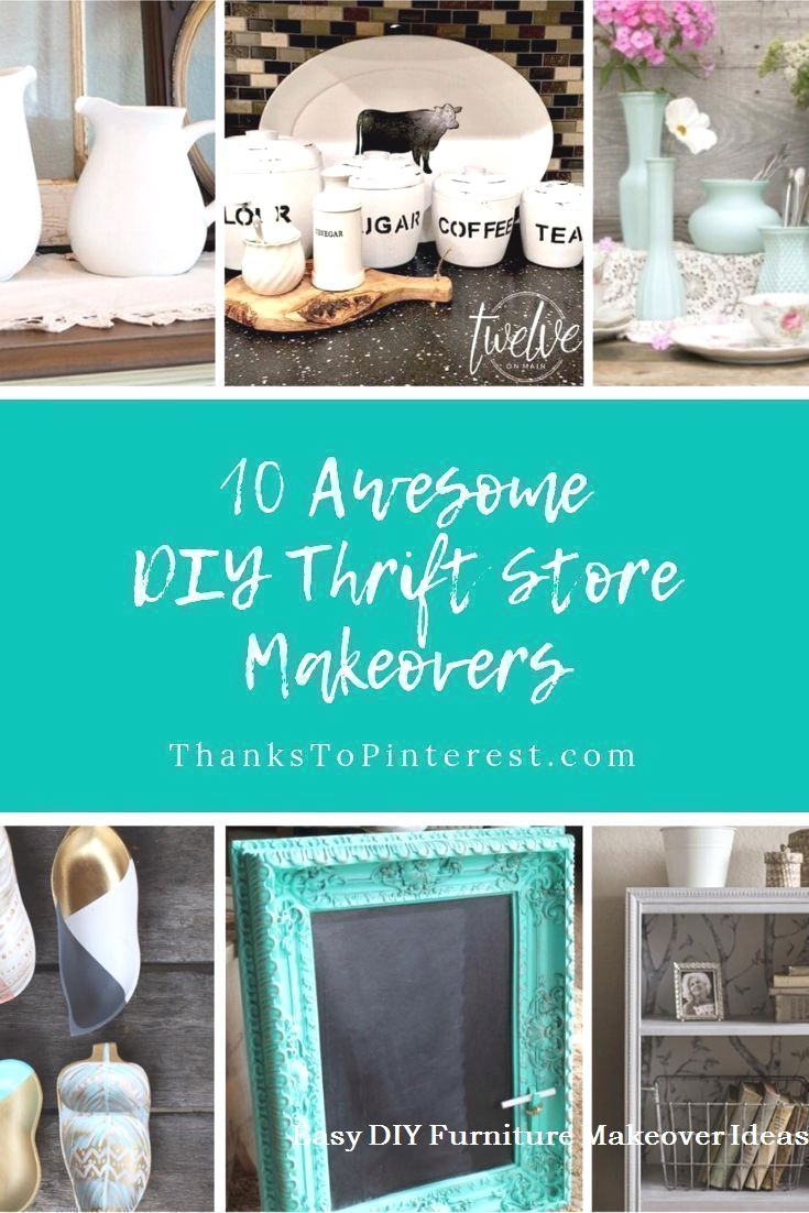 22 Amazing Ways To Turn Old Furniture Into New Beautiful Things Through Diy Tricks 2 An Old Cabinet Into A Storage Space Furniture Makeover Thrift Store Thrift Store Furniture Cheap Furniture Makeover