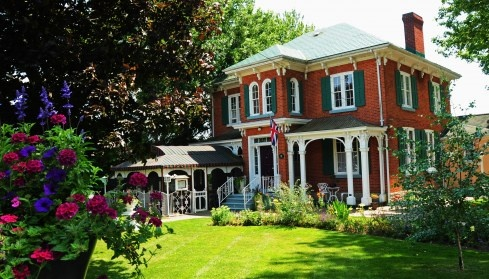 Angeline's Inn and Restaurant Prince Edward County