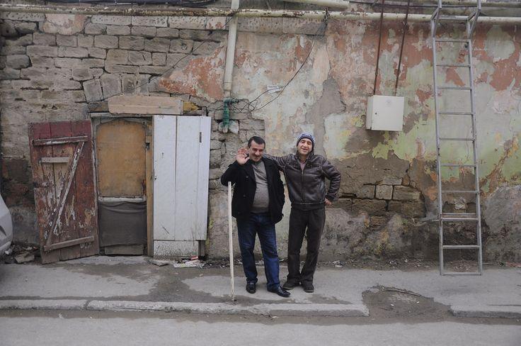 Azeri Men