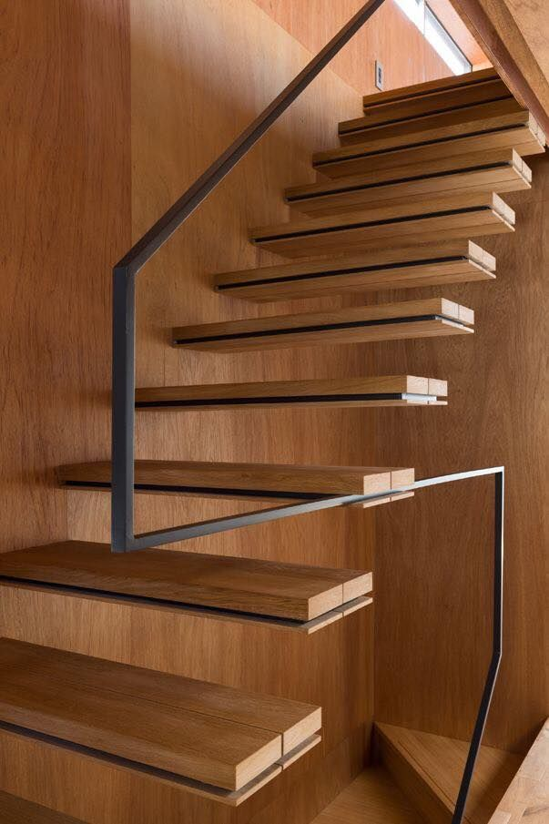 1000 ideas about wood stair railings on pinterest stair. Black Bedroom Furniture Sets. Home Design Ideas