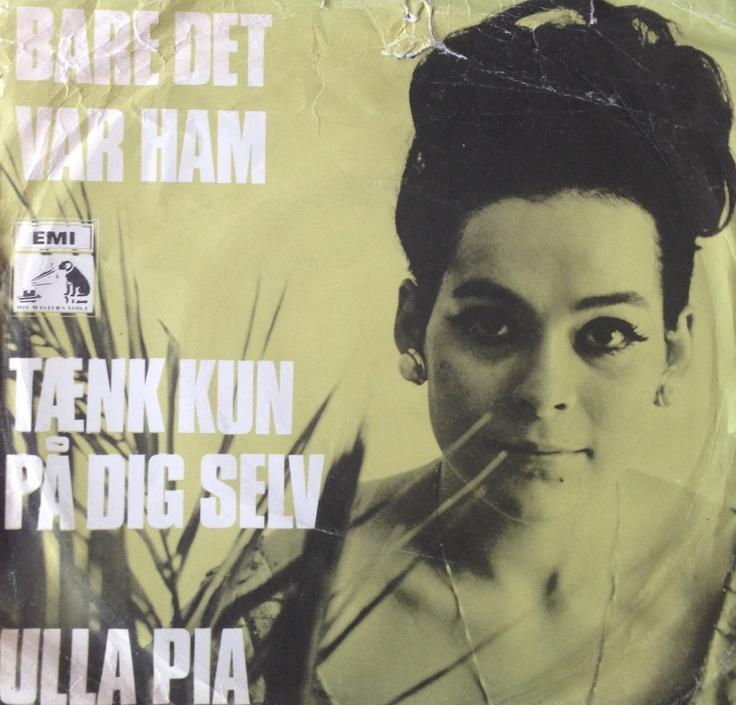 Tænk kun på dig selv. Dansk version af sang fra melodifestivalen 1968. Desværre ret slidt.