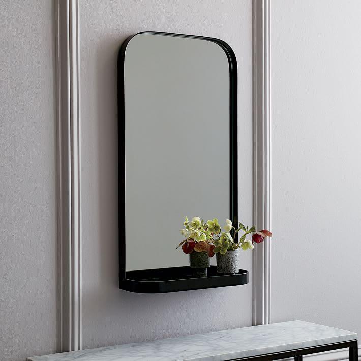 Ledged Mirror