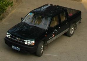 Dongfeng Rich (Rui Qi in Chinese)