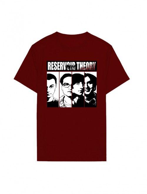 Camiseta de manga corta 100% algodón con estampado Big Bang Theory  http://latiendajoven.com/camisetas-unisex/7-camiseta-reservoir-theory.html En nuestra tienda de ropa joven encontrás las mejores camisetas gráficas para chico y chica.  #camisetas #bigbantheory #resorvoirtheory #camisetasgraficas #latiendajoven