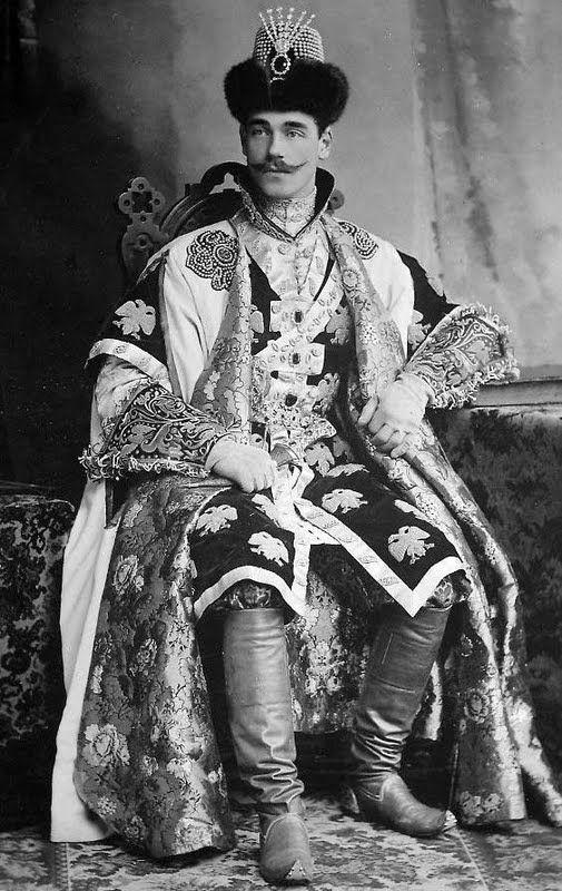 the brother of tsar nicholas ii grand duke michael alexandrovich
