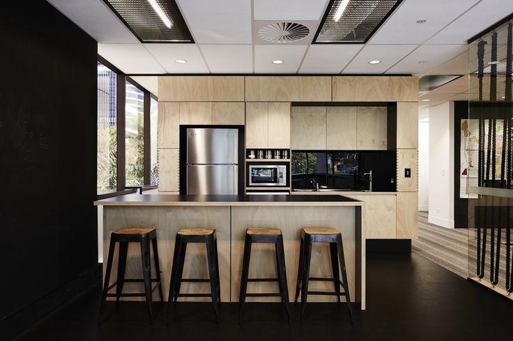 Gallery australian interior design awards office for Office design brisbane