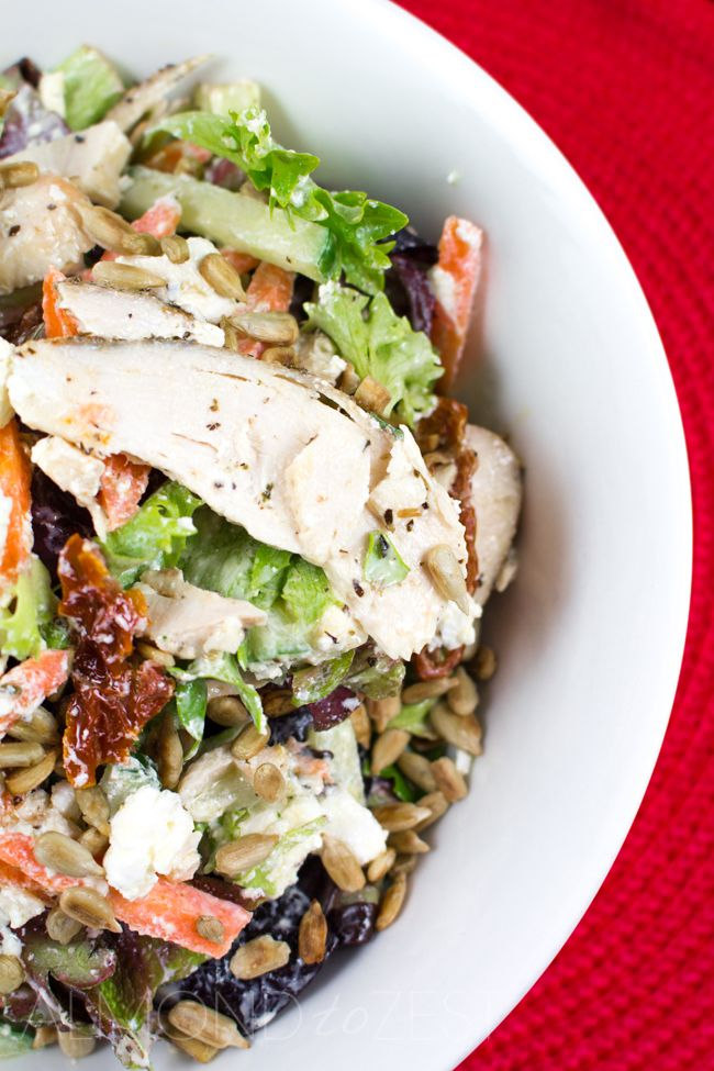 The 25+ best Roast chicken salad ideas on Pinterest ...