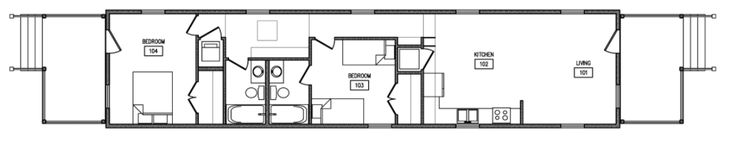 Best 25 narrow house plans ideas on pinterest narrow for Lot plan search