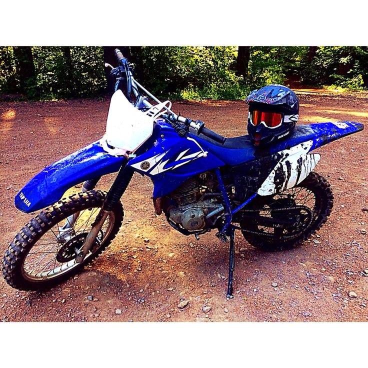 My 230 TTR Yamaha, getting ready to sell this for a 250 :)