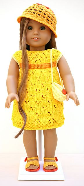 Ravelry: cataddict's sunny dress